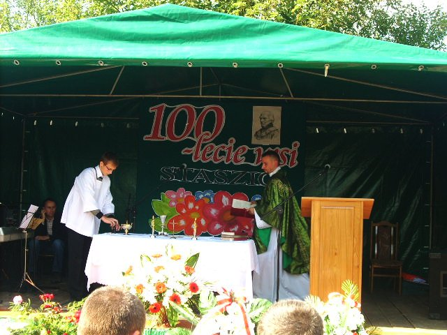 100 - lecie wsi Staszic